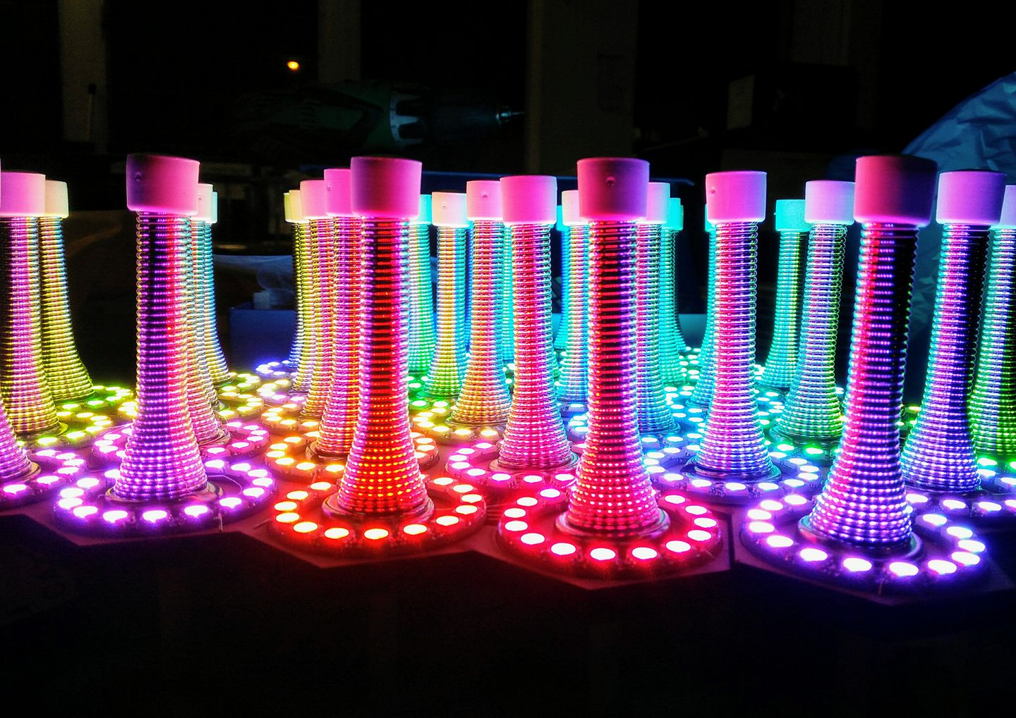 Wobble Garden by Robin Baumgarten and Martin Kvale